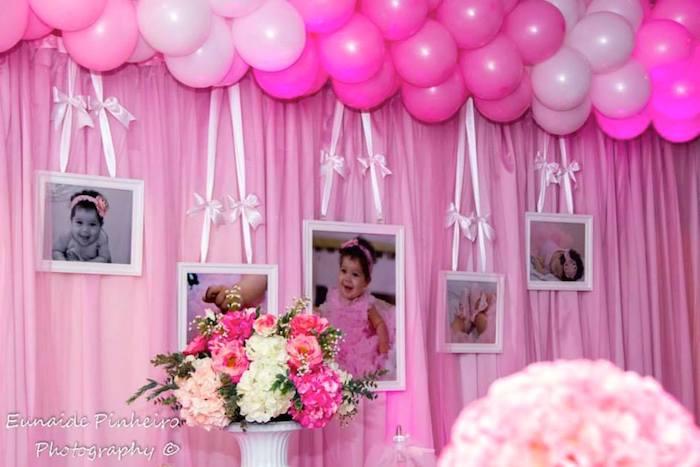 Kara 39 S Party Ideas Ballerina Birthday Party Via Kara 39 S Party Ideas Cake Decor Recipes