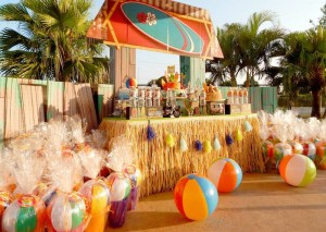 Disney's Teen Beach Movie with Lots of Really Fun Ideas themed birthday party via Kara's Party Ideas | Cake, decor, recipes, cupcakes, printables, favors, and MORE! #teenbeachmovie #beachparty #luau #surfing #surfparty #partydecor #partyideas #eventplanning #eventstyling #partyplanning (10)