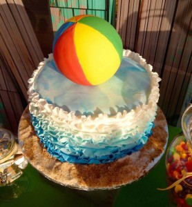 Disney's Teen Beach Movie with Lots of Really Fun Ideas themed birthday party via Kara's Party Ideas | Cake, decor, recipes, cupcakes, printables, favors, and MORE! #teenbeachmovie #beachparty #luau #surfing #surfparty #partydecor #partyideas #eventplanning #eventstyling #partyplanning (5)