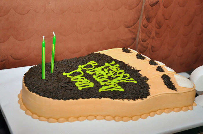 Kara S Party Ideas Bigfoot Themed Birthday Party Via Kara