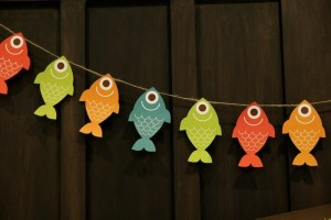 Gone Fishing themed birthday party via Kara's Party Ideas KarasPartyIdeas.com | Cupcakes, favors, recipes, desserts, and more! #fishingparty #gonefishing #partydecor #partyideas #partydesign (24)