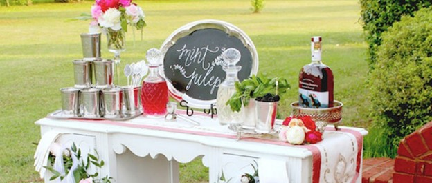 Kentucky Derby themed party (bunko night) via Kara's Party Ideas KarasPartyIdeas.com Perfect horse themed birthday! (1)