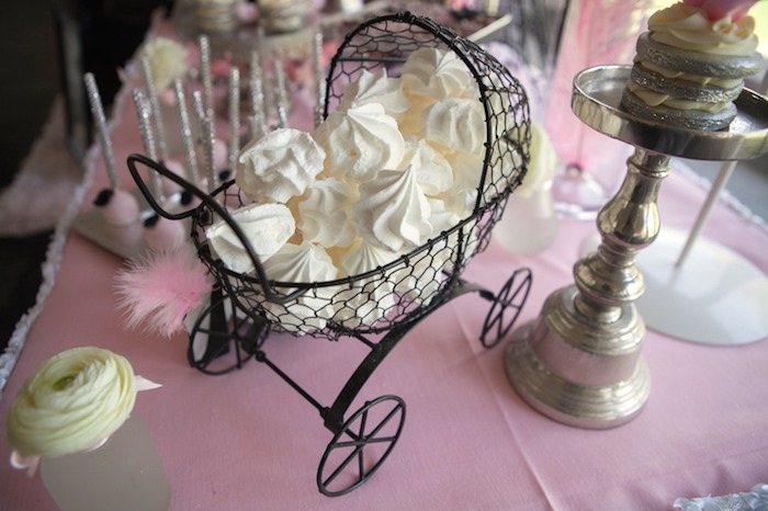Pink Paris Themed Baby Shower With So Many Really Cute Ideas Via Karau0027s  Party Ideas!
