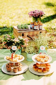 Summer Picnic themed birthday party with So Many Cute Ideas via Kara's Party Ideas | Cake, decor, favors, games, and more! KarasPartyIdeas.com #picnic #picnicparty #partyideas #partyplanning #partydecor #partydesign (7)