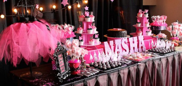 Selena Gomez Rock Star birthday party with So Many Cute Ideas via Kara's Party Ideas | Cake, desserts, cupcakes, favors, games, and MORE! KarasPartyIdeas.com #rockstarparty #selenagomez #danceparty #partyideas #partystyling #eventplanning #eventstyling (1)