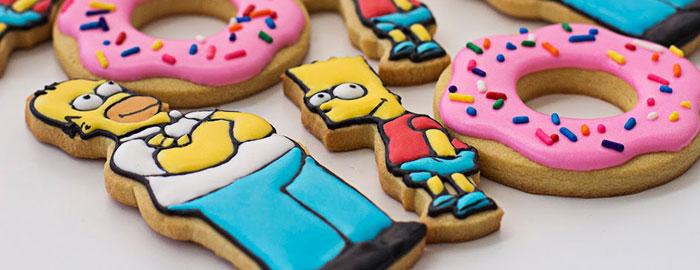 Kara S Party Ideas The Simpsons Themed Birthday Party