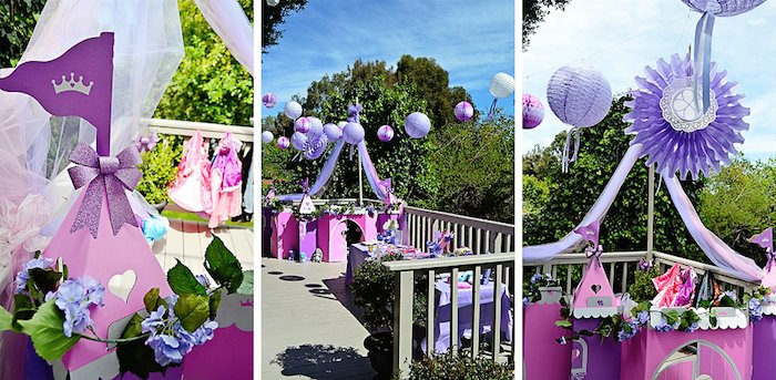 Sofia The First Inspired Princess Party With SO MANY REALLY CUTE IDEAS Via Karas Ideas