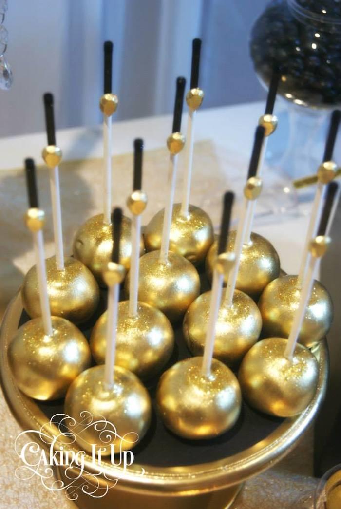 Kara S Party Ideas Great Gatsby Themed Birthday Party Via