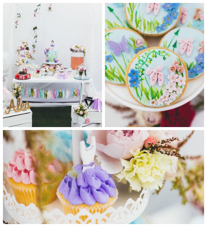 Secret Garden Theme: Kara's Party Ideas Secret Garden Ballet Themed Birthday