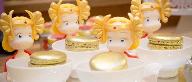 She-Ra themed birthday party via Kara's Party Ideas KarasPartyIdeas.com #sheraparty #karaspartyideas Printables, desserts, cake, favors, and more. (1)