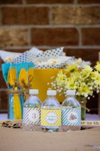 Vintage Train themed birthday party via Kara's Party Ideas KarasPartyIdeas.com Printables, favors, games, invitations, and MORE! #trainparty #vintagetrain #partyideas #partydecor (18)