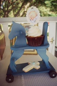 Vintage Christening + Baby Blessing Party via Kara' s Party Ideas KarasPartyIdeas.com Cakes, favors, cupcakes, games, and more! #vintageparty #babychristening #karaspartyideas (32)