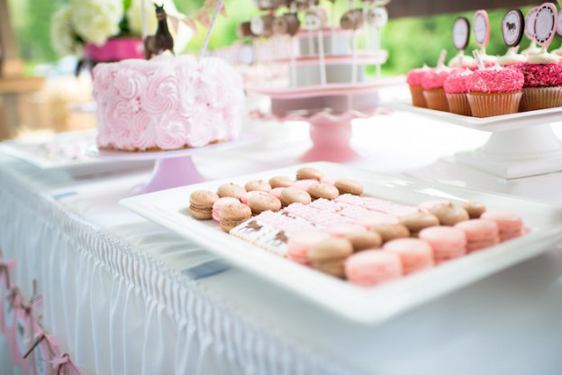 Pink and Brown Pony Themed Birthday Party via KarasPartyIdeas.com! #PonyParty #PartyIdeas #PinkAndBrown #GirlPartyIdeas #PartyDecor (20)