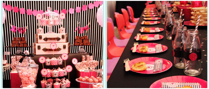 Kara's Party Ideas Barbie Themed Birthday Party