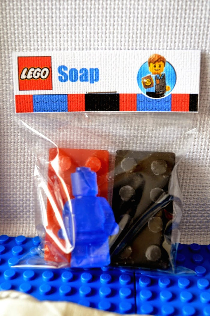 Kara S Party Ideas Lego City Police Themed Birthday Party
