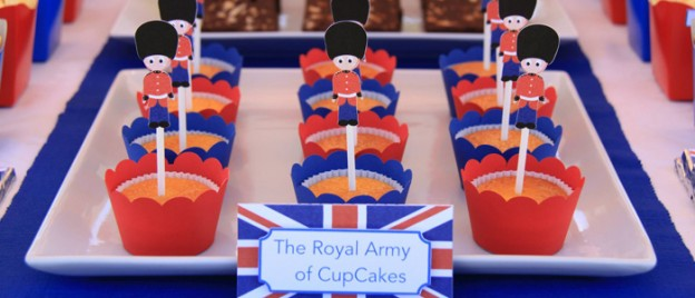 London themed birthday party via Kara's Party Ideas KarasPartyIdeas.com Decor, cake, printables, invitation, cupcakes, etc! #londonparty #britishparty #karaspartyideas (1)