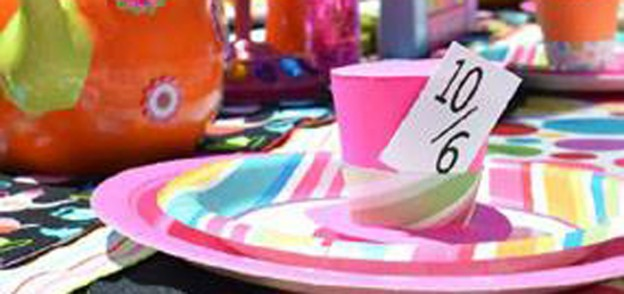 Alice in Wonderland + Mad Hatter themed birthday party via Kara's Party Ideas KarasPartyIdeas.com Printables, cake, decor, recipes, tutorials, supplies, etc! #aliceinwonderland #madhatter #aliceinwonderlandparty #aliceinwonderlandteaparty #madhatterparty (1)