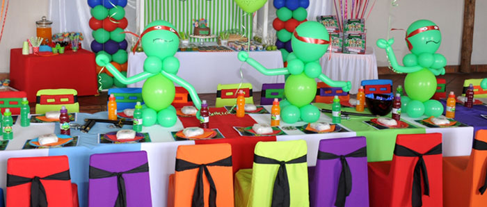 Kara's Party Ideas Ninja Turtle Birthday Party {Ideas ... - photo#25