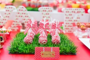 Picnic themed 1st birthday party via Kara's Party Ideas KarasPartyIdeas.com Printables, cake, invitation, desserts, favors, supplies, etc! #picnic #picnicparty (23)