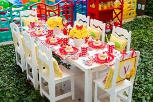 Picnic themed 1st birthday party via Kara's Party Ideas KarasPartyIdeas.com Printables, cake, invitation, desserts, favors, supplies, etc! #picnic #picnicparty (65)