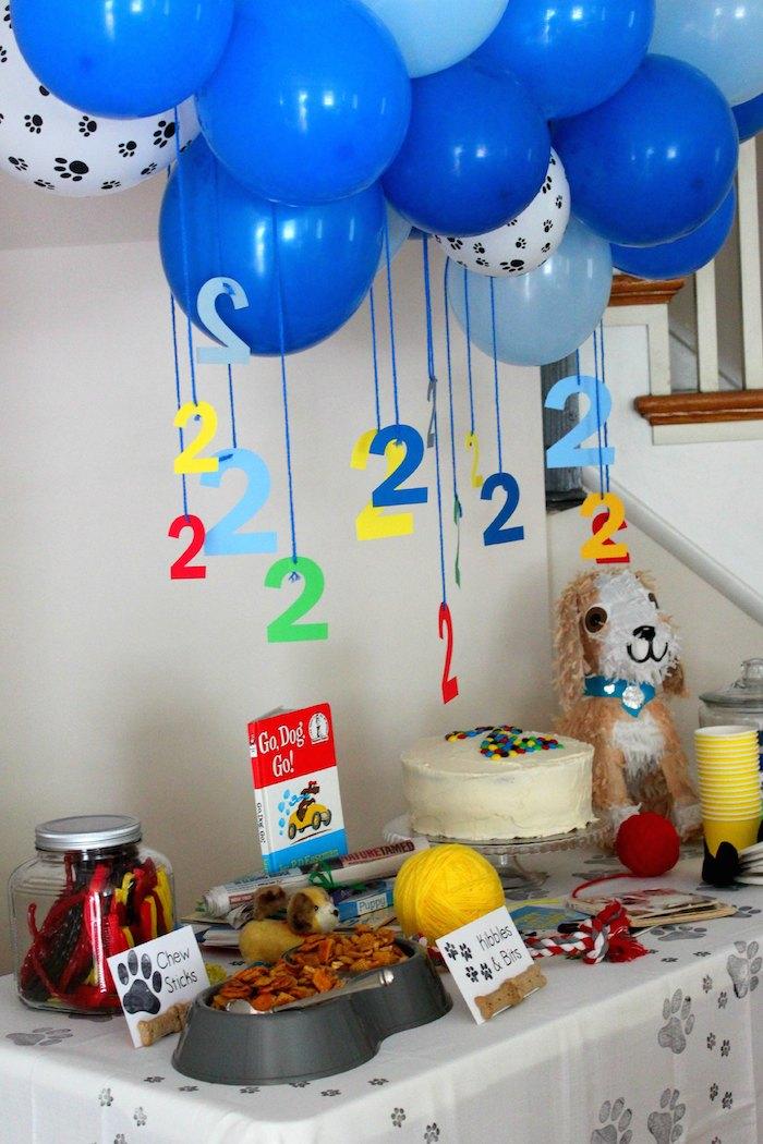 Kara S Party Ideas Puppy Kitten Themed Birthday Party Via Kara S Party Ideas Karaspartyideas