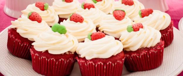 Strawberry Elmo themed birthday party via Kara's Party Ideas KarasPartyIdeas.com Printables, cake, decor, favors, desserts, etc! #elmo #elmoparty #strawberryparty (2)