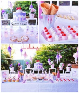 Gelatissimo themed birthday party via Kara's Party Ideas KarasPartyIdeas.com Cake, printables, favors, cupcakes, supplies, recipes, and more! #gelatissimo #gelatissimoparty #icecreamparty #icecream #karaspartyideas (2)