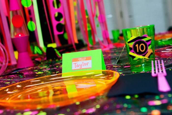 Neon Party Ideas Glowing Food U2013 What Sort Of Food Do You