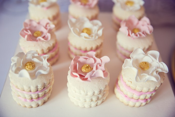 kara 39 s party ideas pink and gold baby shower via kara 39 s party ideas