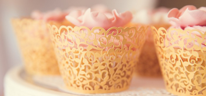 Images Of Pink And Gold Baby Shower Nemetasfgegabeltfo