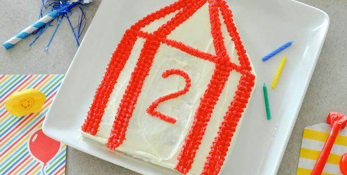 Karas Party Ideas Betty Crocker Circus Party Cake New Birthday
