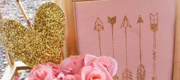Bohemian Bridal + Baby Shower via Kara's Party Ideas KarasPartyIdeas.com Garlands, banners, cake, invitation, favors, and more! #bohemianparty #bohemianbridalshower #bohemianpartyideas #bohemian (1)