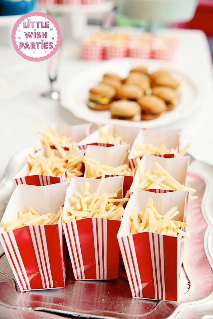 50s theme party free decorations printables - Party Ideas Karaspartyideas Com Cake Decor Printables Favors Food