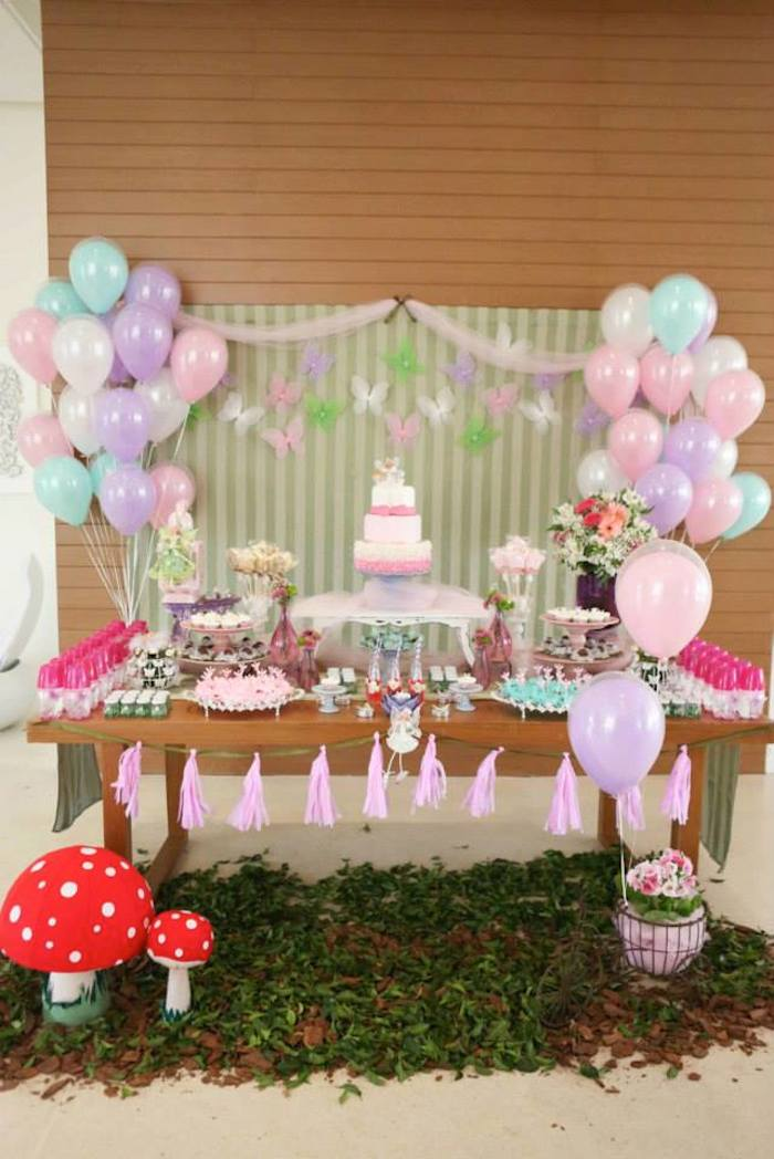 Kara S Party Ideas Fairy Garden Birthday Party Via Kara S Party Ideas Karaspartyideas Com Cake