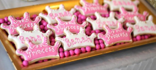 Pink + Gold Princess themed birthday party via Kara's Party Ideas KarasPartyIdeas.com Cake, supplies, printables, desserts, food, favors, and more! #princess #princessparty #pinkprincessparty #princesscake #princesspartysupplies (2)