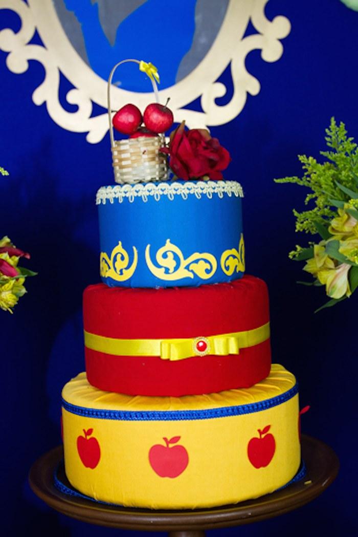 Kara S Party Ideas Snow White Birthday Party Via Kara S