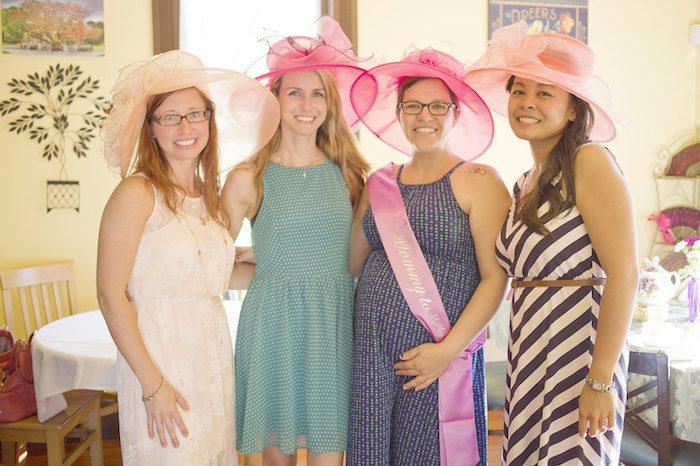 What To Wear A Tea Party Themed Baby Shower Best Tea In 2019
