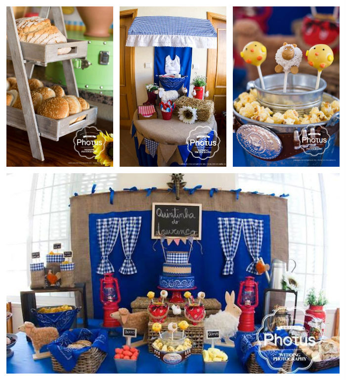 Kara S Party Ideas Country Western Baby Shower