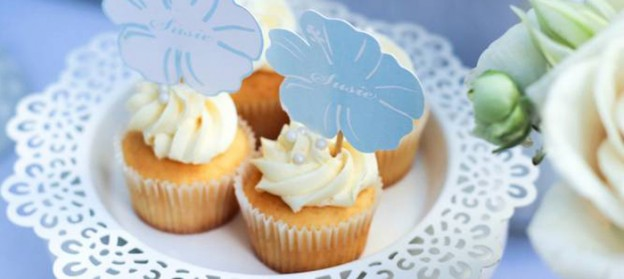 Blue & Gold Baby Shower via Kara's Party Ideas KarasPartyIdeas.com Cake, supplies, printables, favors, desserts, and more! #boybabyshowers #bluebabyshower #goldandblueparty (2)