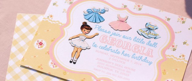 Vintage Paper Doll Themed Birthday Party via Kara's Party Ideas KarasPartyIdeas.com The Place For All Things Party! #paperdolls #paperdollparty #girlpartyideas #vintagepaperdoll #paperdoll #vintagepaperdollparty #dollparty (1)