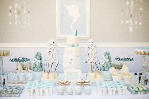 Frozen Winter Wonderland Birthday Party via Kara's Party Ideas KarasPartyIdeas.com Cake, printables, desserts, favors, food, and more! #frozen #frozenparty #winterwonderland #winterwonderlandparty #winterpartyideas (18)
