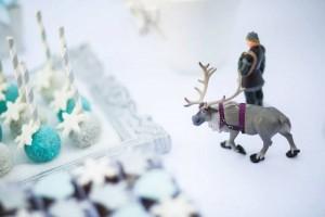 Frozen Winter Wonderland Birthday Party via Kara's Party Ideas KarasPartyIdeas.com Cake, printables, desserts, favors, food, and more! #frozen #frozenparty #winterwonderland #winterwonderlandparty #winterpartyideas (17)