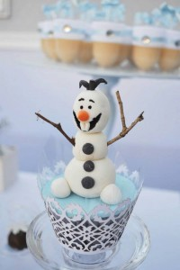 Frozen Winter Wonderland Birthday Party via Kara's Party Ideas KarasPartyIdeas.com Cake, printables, desserts, favors, food, and more! #frozen #frozenparty #winterwonderland #winterwonderlandparty #winterpartyideas (9)