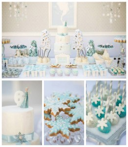 Frozen Winter Wonderland Birthday Party via Kara's Party Ideas KarasPartyIdeas.com Cake, printables, desserts, favors, food, and more! #frozen #frozenparty #winterwonderland #winterwonderlandparty #winterpartyideas (2)
