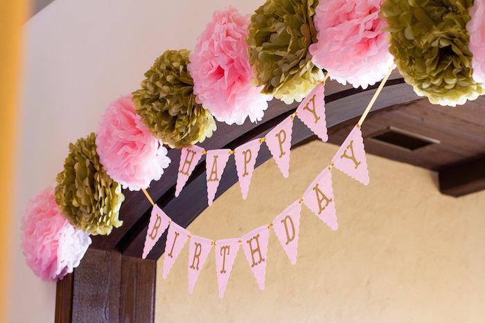 Party Ideas Elegant Mother Goose Birthday Party via Karas Party Ideas ...