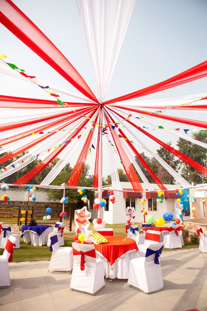 4th Of July Gender Reveal Decorations