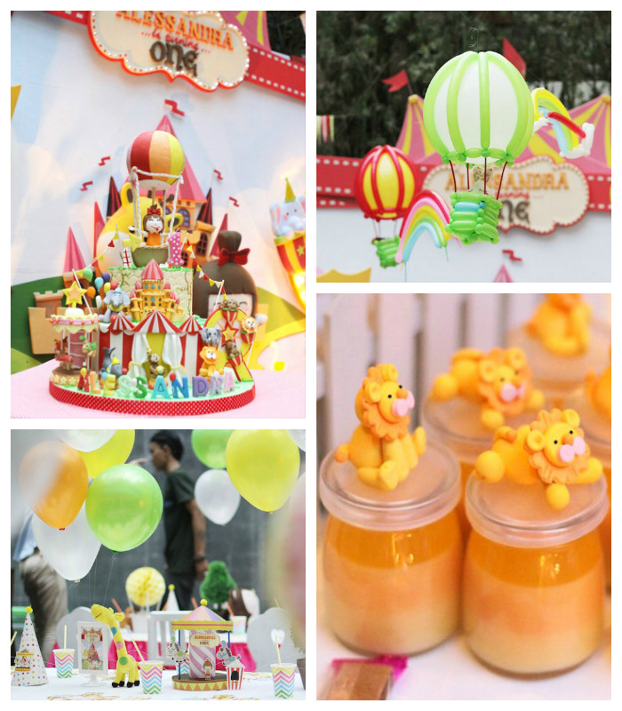 Decorating Ideas > Karas Party Ideas Carnival + Amusement Park Themed  ~ 211929_Birthday Party Ideas Park