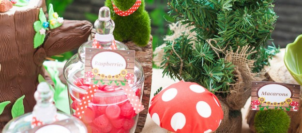 Fairy Woodland Themed Birthday Party via Kara's Party Ideas KarasPartyIdeas.com Cake, decor, recipes, favors, supplies, and more! #woodlandparty #woodlandfairyparty #woodlandfairy #woodlandpartyideas (2)
