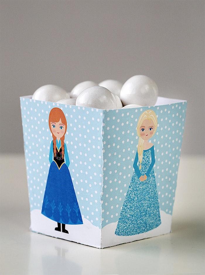Kara S Party Ideas Frozen Birthday Party Printables