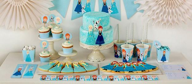 Frozen Birthday Party + Printables via Kara's Party Ideas KarasPartyIdeas.com The Place for All Things Party! #frozen #frozenparty #frozenpartyideas #freeprintables #frozenprintables (1)